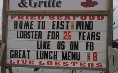 East Wind Lobster and Grille