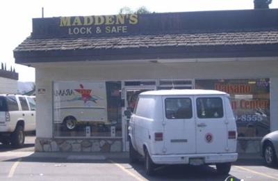 Madden's Lock and Safe - Escondido, CA