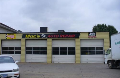 Mac's Auto Repair - Sioux City, IA