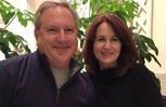 Owners, Chris and Karen Mitchner