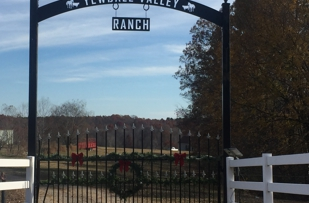 Our new ranch sign by Anything Metal!