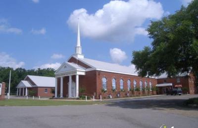 Magnolia Springs Baptist Church - Theodore, AL