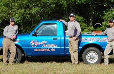 Satilla Pest Control - Waycross, GA. Satilla Pest Control Team