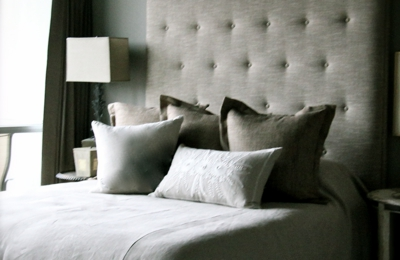 Camille Moore Window Treatments & Custom Bedding - Franklin, TN