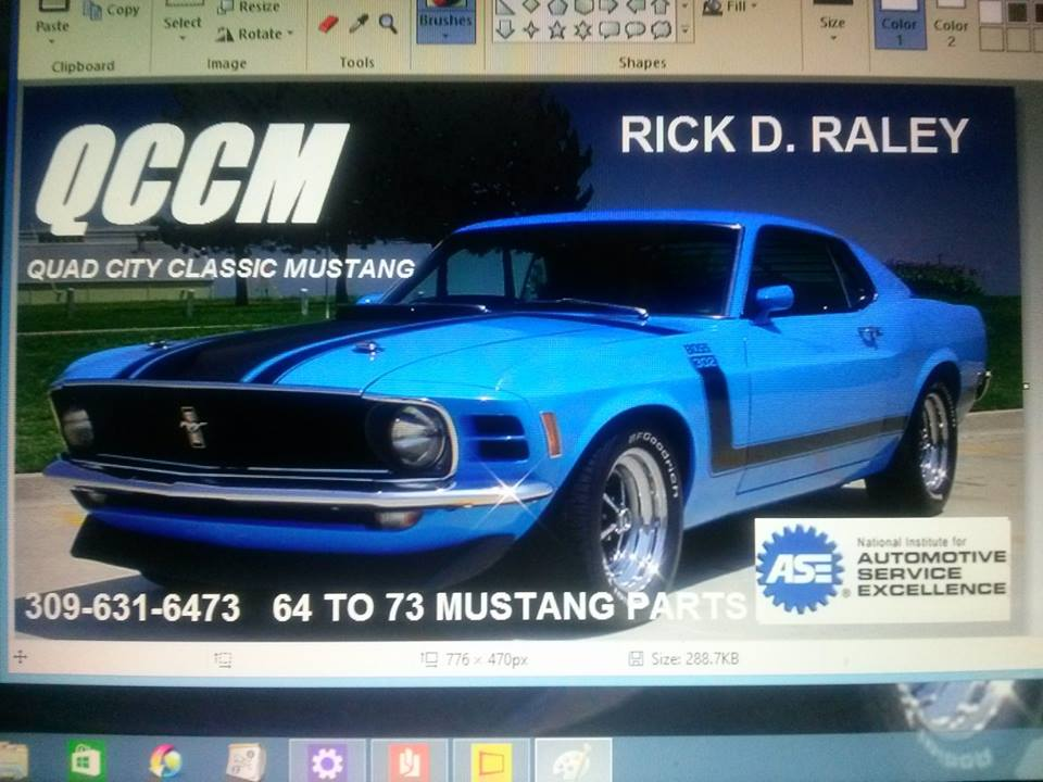 Quad City Classic Mustang Moline Il Yp Com