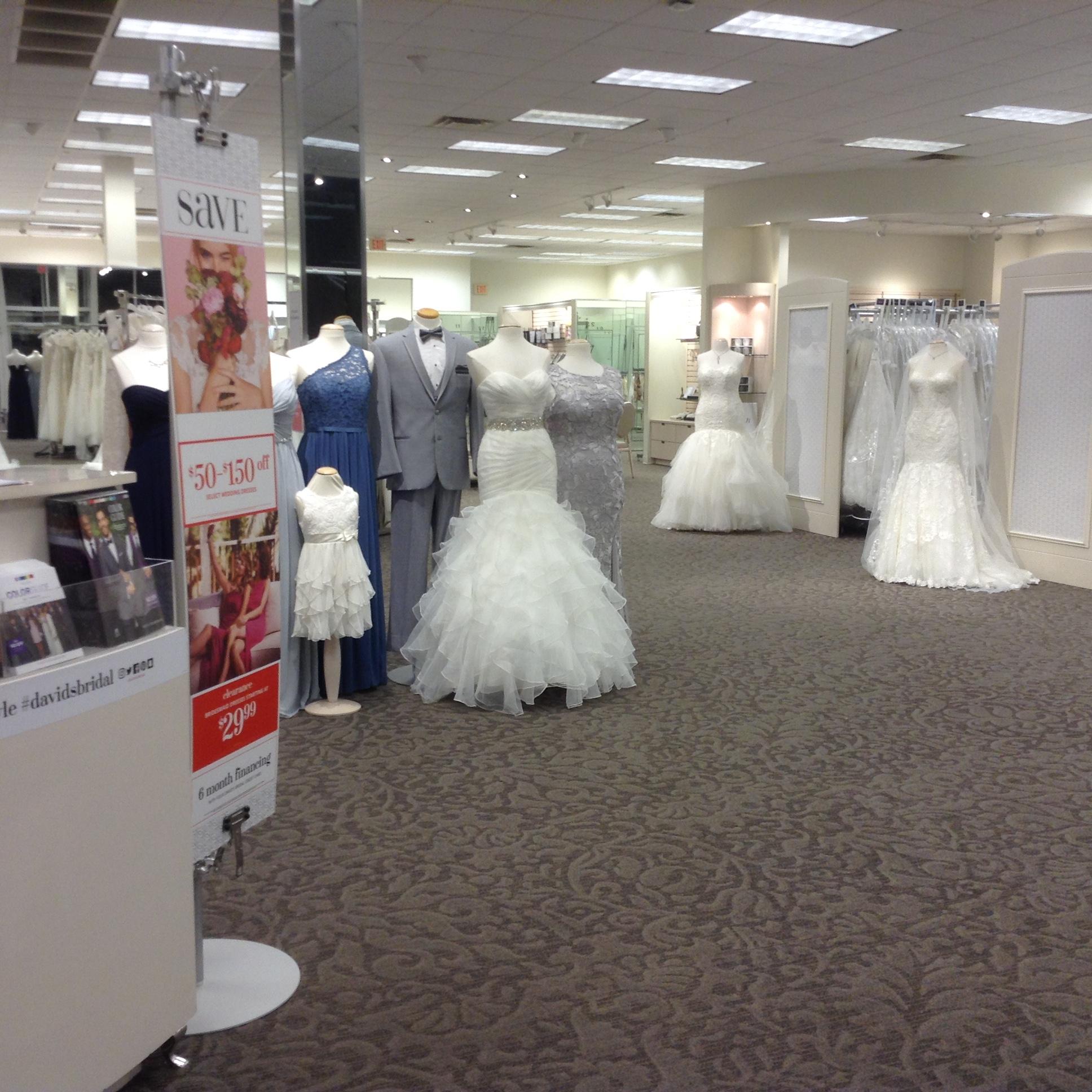 David\'s Bridal 7250 Rivers Ave Unit 1300, North Charleston, SC 29406 ...