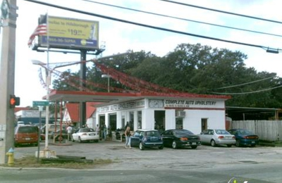 BJ\'s Custom Auto Upholstery 8624 N Florida Ave, Tampa, FL 33604 - YP.com