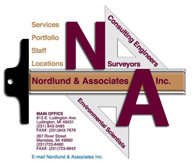 Nordlund Associates 813 E Ludington Ave Ludington Mi 49431