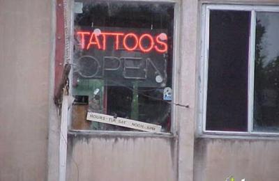 Tattoos By J & D - Cotati, CA