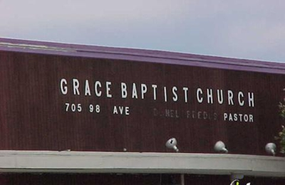Grace Baptist Church - Oakland, CA