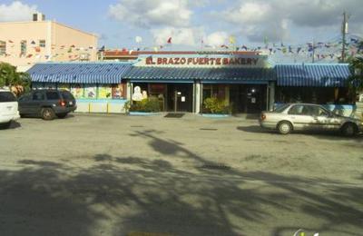 El Brazo Fuerte Bakery - Miami, FL