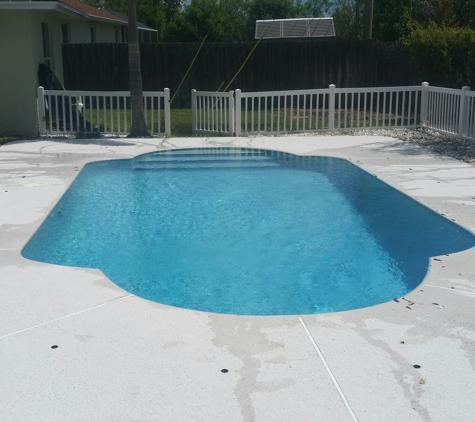 blue current pools - Port Saint Lucie, FL