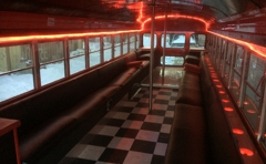 HammerTime Party Bus