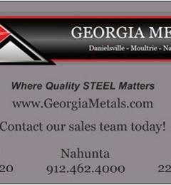 Georgia Metals - Nahunta - Nahunta, GA