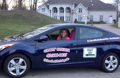 Cindy Cohen School of Driving - Pittsburgh, PA