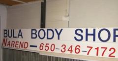 BULA BODY SHOP - Redwood City, CA