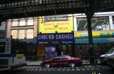Check Cashing Place - Brooklyn, NY