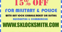 SK Houston Locksmith - Houston, TX