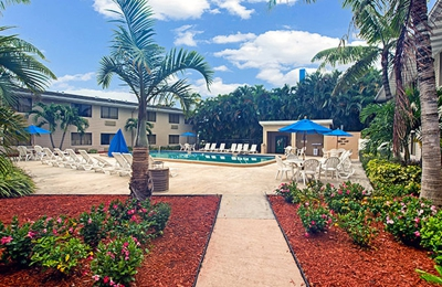 Motel 6 Ft Lauderdale - Fort Lauderdale, FL