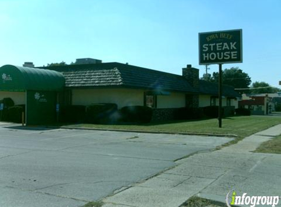Iowa Beef Steak House - Des Moines, IA