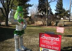 Sampsel Plumbing Heating & AC - Medina, OH