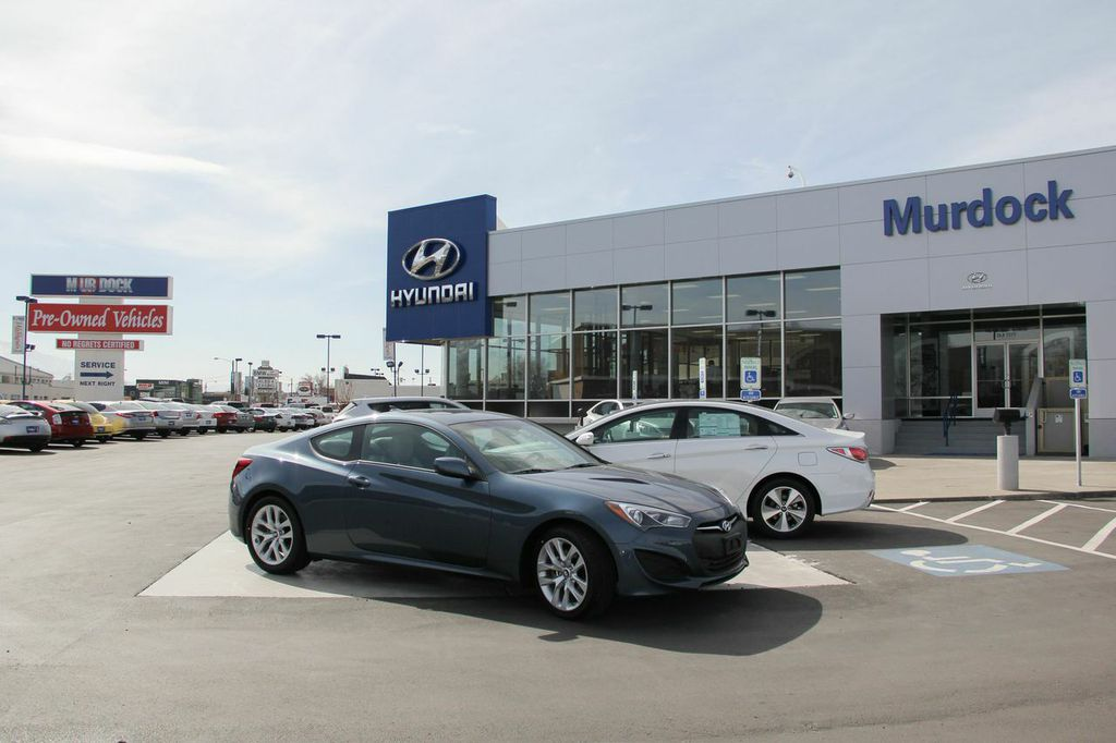 Murdock Hyundai Of Murray