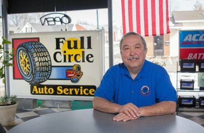 Full Circle Auto Service - O Fallon, IL. Carlos is World-Class!