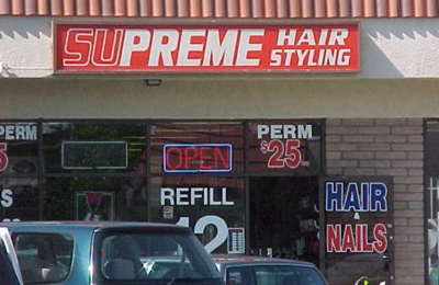 Supreme Hair Styling - San Jose, CA