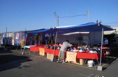 NAPA Flea Market - American Canyon, CA