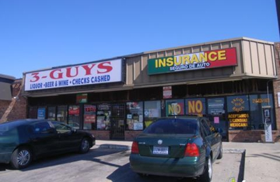 Three Guys Liquor Store - Dallas, TX