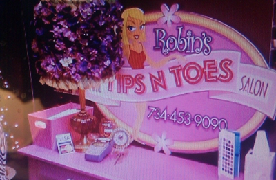 Robin's Tips-N-Toes - Plymouth, MI
