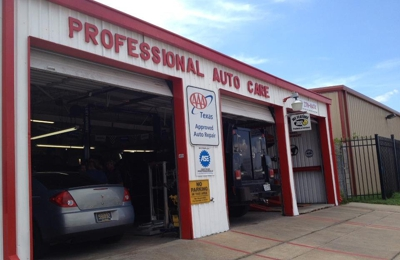 Professional Auto Care - Houston, TX