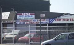 R B Service Station