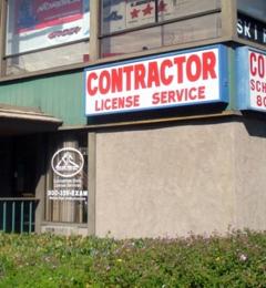 Contractors State License Schools - San Diego, CA