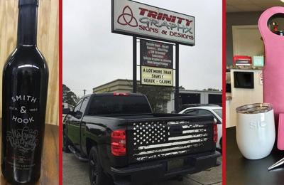 Trinity Graphx Signs & Designs - Lafayette, LA