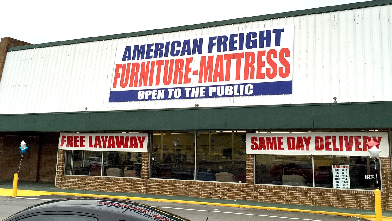 American Freight Furniture And Mattress 2502 Shorter Ave