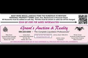 Grants Auction & Realty
