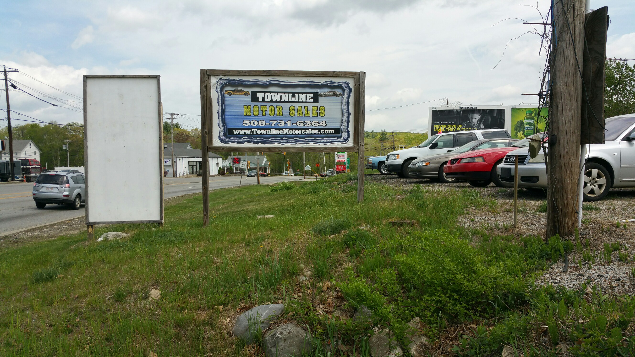 Townline Motor Sales, North Oxford MA
