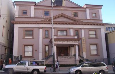 Presbyterian Church-Chinatown - San Francisco, CA