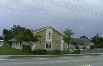 The Calvary Mission And Baptist Church - Fort Lauderdale, FL
