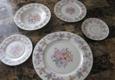 Craigslist.com. Beautiful partial set of Springtime china made in New York for sale make offer.