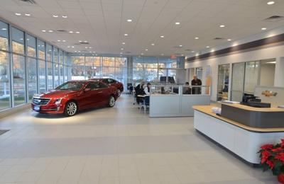 Arroway Chevrolet Cadillac - Mount Kisco, NY