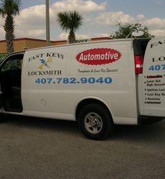 Fast Keys Locksmith - Longwood, FL
