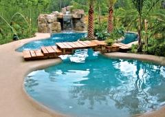 Blue Haven Pool Builders Indianapolis Contractors   Lebanon, IN