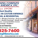 A Awning Company Of America
