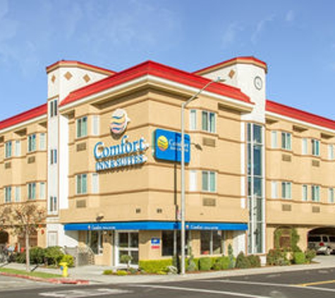 Comfort Inn & Suites San Francisco Airport West - San Bruno, CA