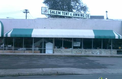 Salem Tent & Awning Co 280 Wallace Rd NW, Salem, OR 97304 ...