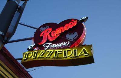 Romeo's Famous Pizzeria - Wildwood, NJ