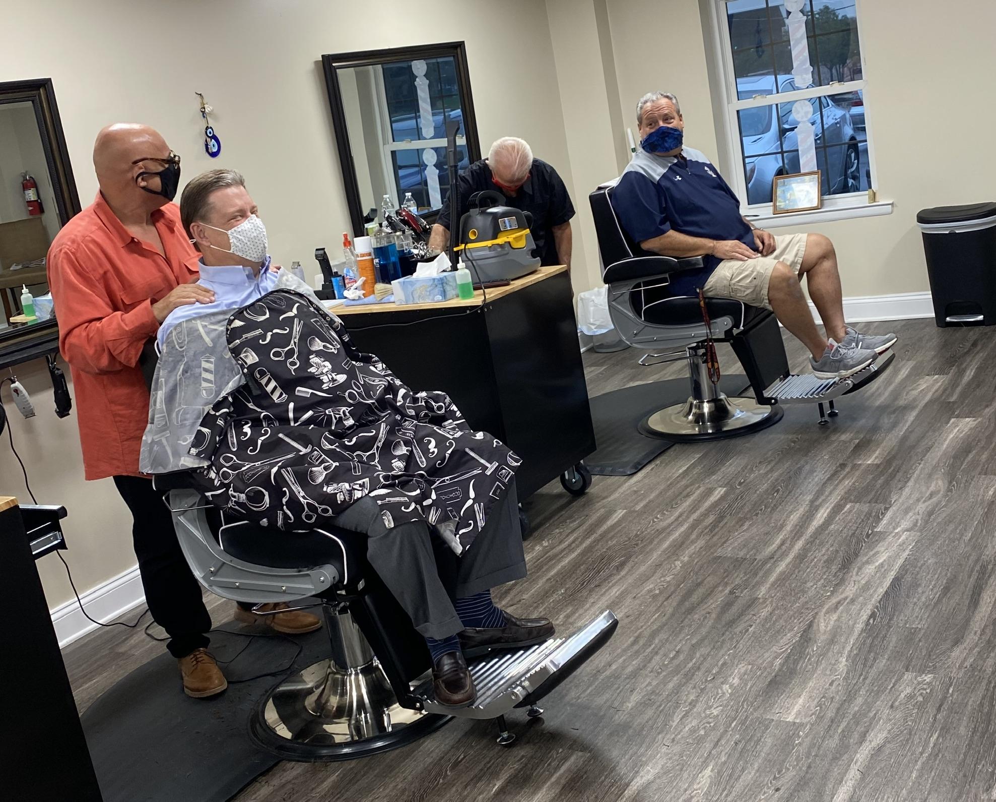 Savvas Barber Shop 15 Holiday Court Suite 15, Annapolis, MD ...