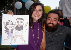 Caricatures By Chris Greene - Syosset, NY